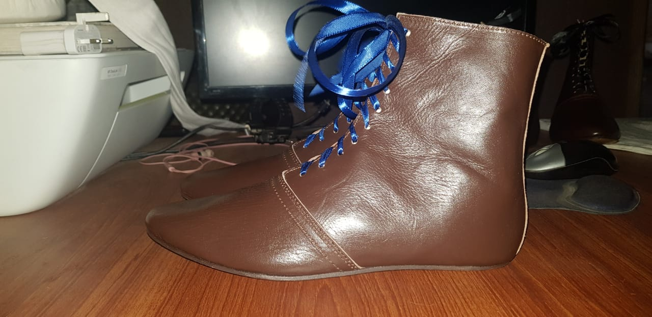 70aec151207cb Historical Boots, Historical Shoes & Historical Footwear